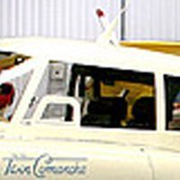 FRONT PILOT WINDOW - LEFT